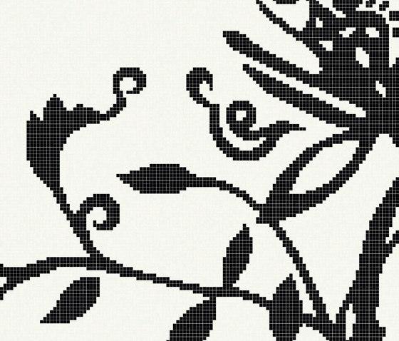 Tree B di Bisazza | Mosaici in vetro