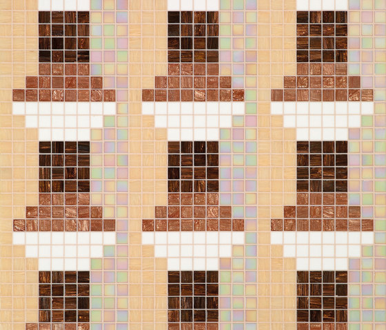 Windows Brown de Bisazza | Mosaicos