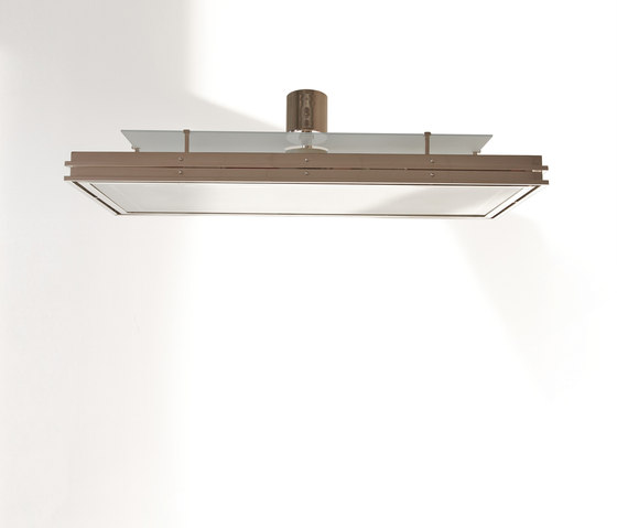 "Pendant Lamp ""Tempelhof "" in the style of the German Modernism de ZEITLOS – BERLIN 
