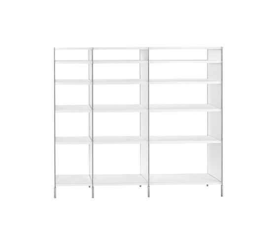 SEC bookshelf lib012 by Alias | Office shelving systems