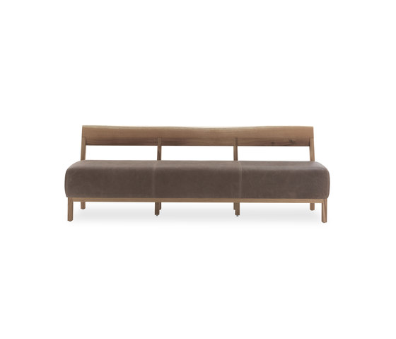 Betty Bench by Riva 1920 | Upholstered benches