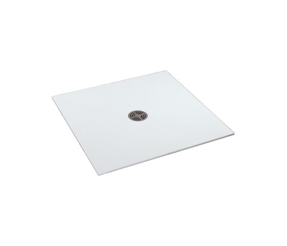 XERO Square by PFEIFFER | Shower trays