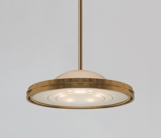 "Pendant Lamp ""Berlin"" in the style of the Bauhaus Modernism de ZEITLOS – BERLIN 