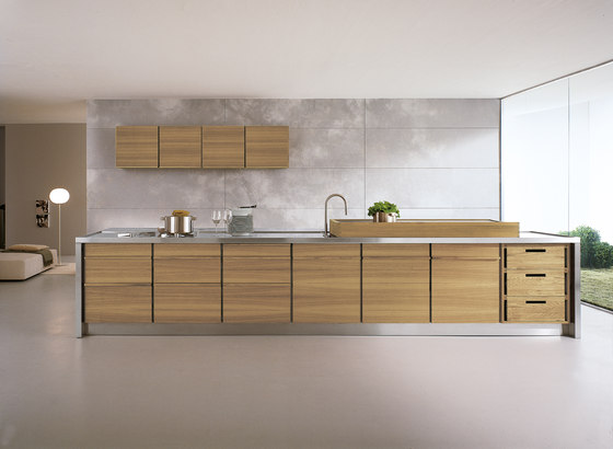Only One by Riva 1920 | Island kitchens