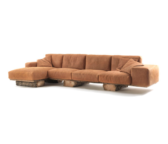 Utah Sofa by Riva 1920 | Sofas