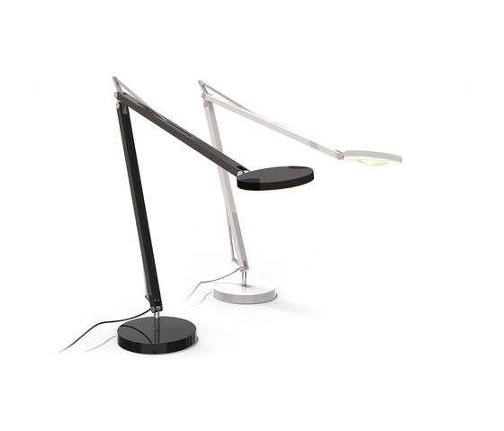 JOHN TABLE BLACK de Tobias Grau | Lampes de bureau