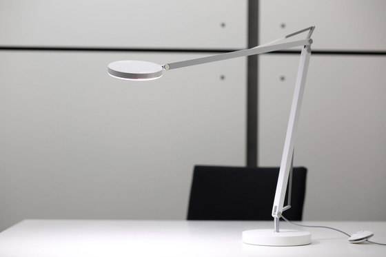 JOHN TABLE BLACK by Tobias Grau | Task lights