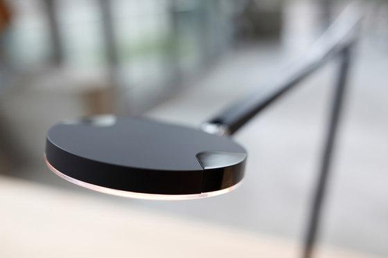 JOHN TABLE BLACK de Tobias Grau | Lámparas de trabajo