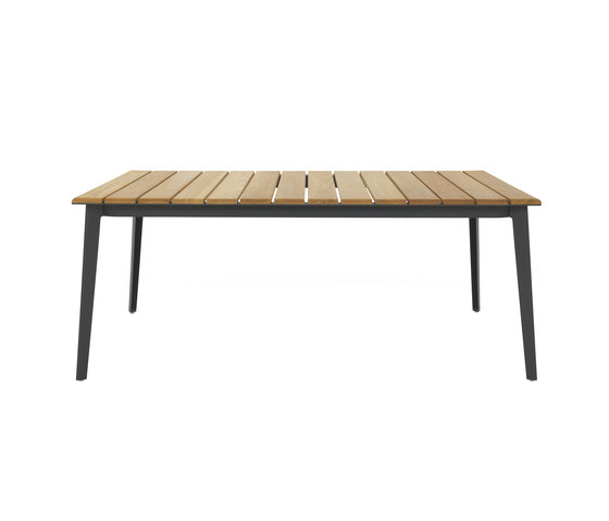 Railway outdoor by De Padova | Dining tables
