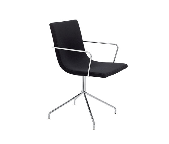 Bond Light armchair di OFFECCT | Sedie conferenza