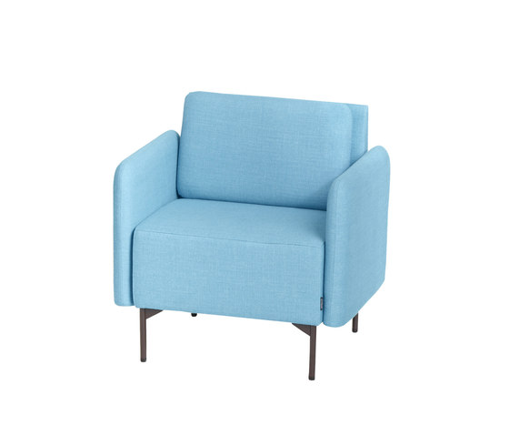 Playback Easychair de OFFECCT | Fauteuils d'attente