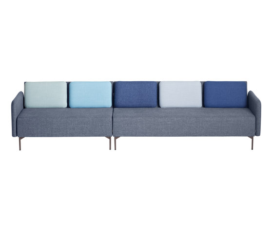 Playback Sofa de OFFECCT | Sofás lounge