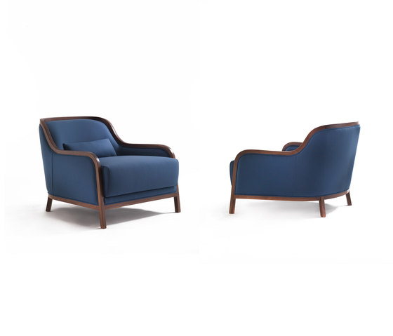 Charlotte by Porada | Armchairs