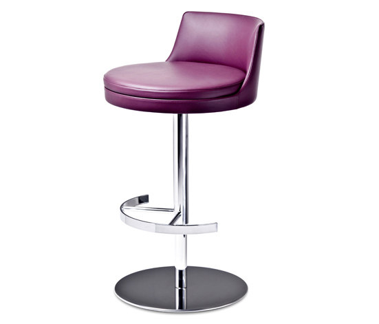 Ponza GP height-adjustable stool by Frag | Bar stools