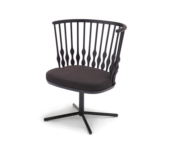 Nub Lounge Chair by Andreu World   Lounge chairs