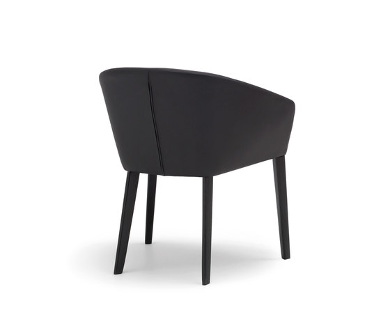 Brandy BU 2998 by Andreu World | Visitors chairs / Side chairs