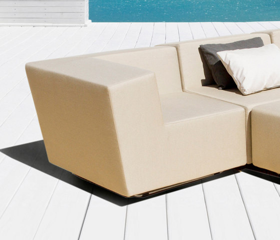 LOOPy Eckelement von April Furniture | Gartensessel