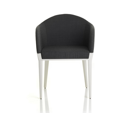 Agata Chair by ALMA Design | Visitors chairs / Side chairs