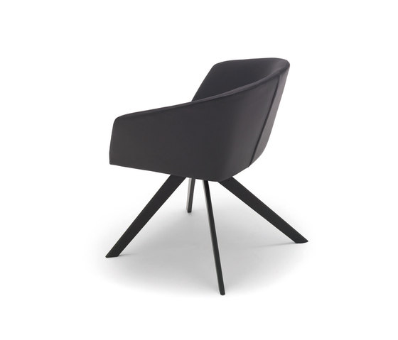 Brandy SO 2997 by Andreu World | Visitors chairs / Side chairs