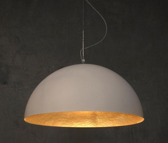 Mezza Luna white/gold de IN-ES.ARTDESIGN | Iluminación general