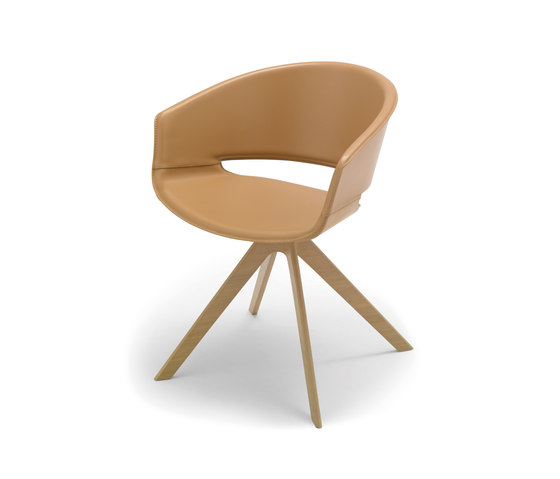 Ronda SO 0460 by Andreu World | Visitors chairs / Side chairs