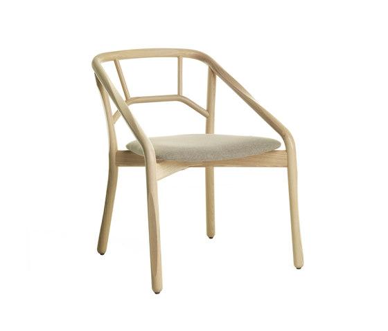 Marnie Armchair by ALMA Design | Lounge chairs