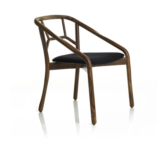 Marnie Armchair by ALMA Design | Lounge chairs