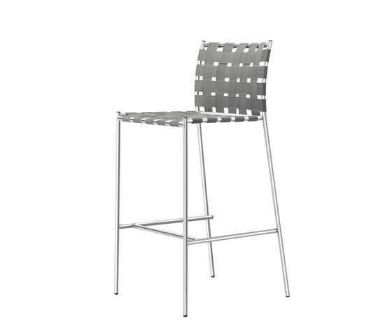 tagliatelle outdoor stool 718 di Alias | Sgabelli bar