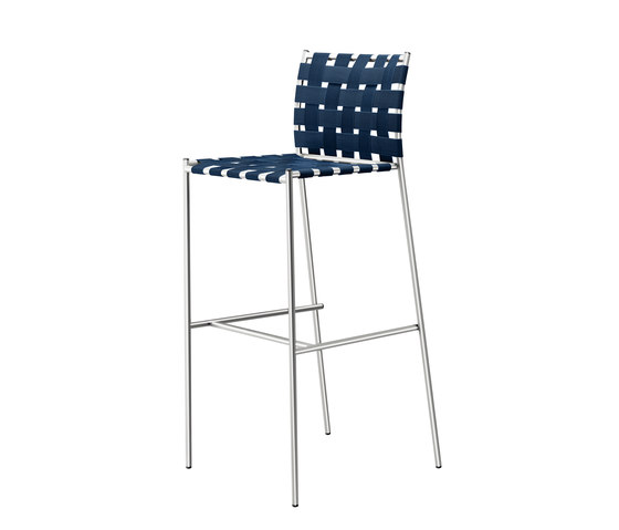 tagliatelle outdoor stool 719 de Alias | Taburetes de bar