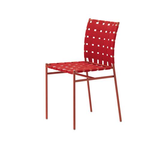 tagliatelle chair 715 di Alias | Sedie multiuso