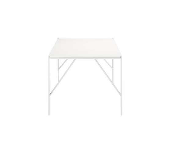 tagliatelle table 723 by Alias | Canteen tables