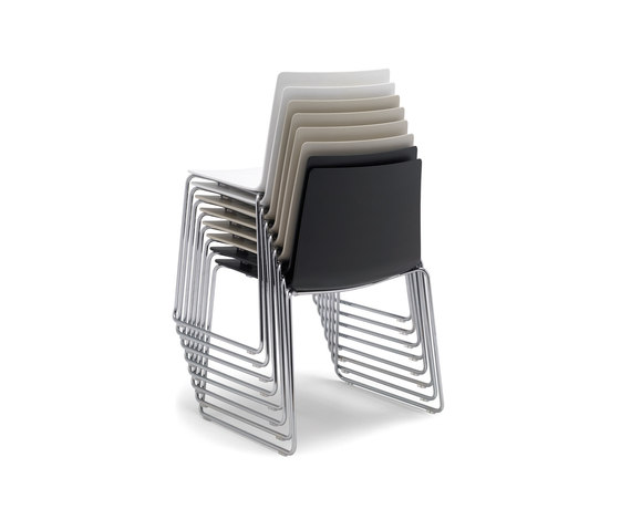 Flex Chair SI 1300 de Andreu World | Sièges visiteurs / d'appoint
