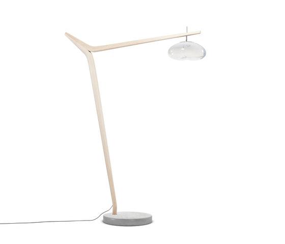 Ciconia Floor lamp di Marcel By | Illuminazione generale