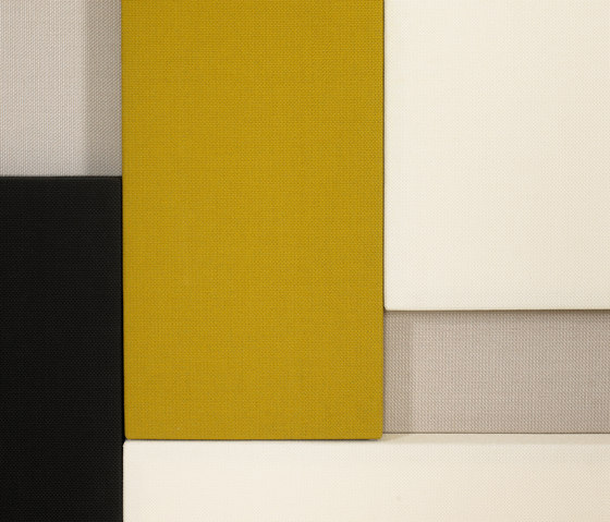 Whisper | Acoustic Panel Collage de Woodnotes | Panneaux muraux