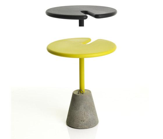 Set-up Tisch von ALMA Design | Objekttische