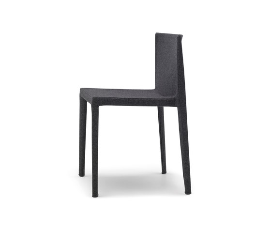 Sail Soft SI 1249 by Andreu World | Visitors chairs / Side chairs