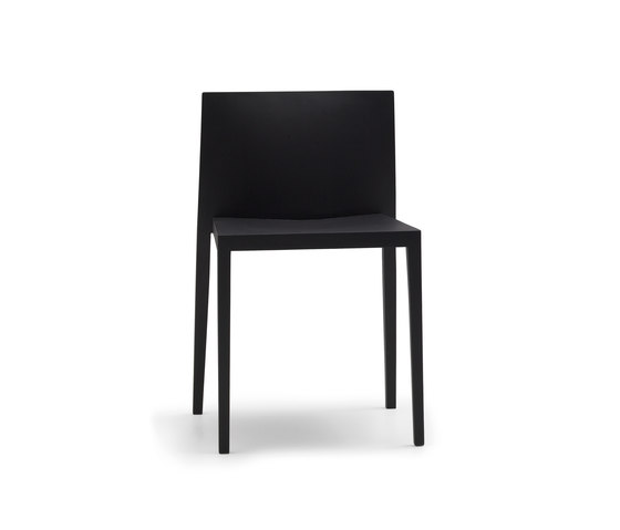 Sail Wood SI 1248 by Andreu World | Multipurpose chairs