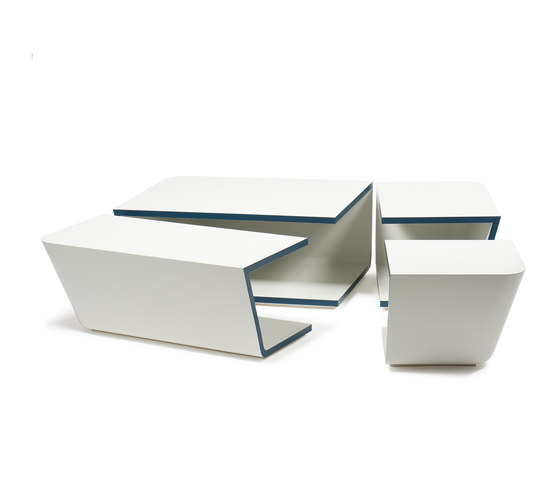 Quatro Coffee table di Marcel By | Tavolini salotto