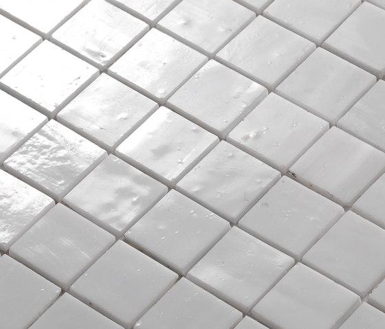 Square Mosaic 2,5x2,5 by EX.T | Glass mosaics