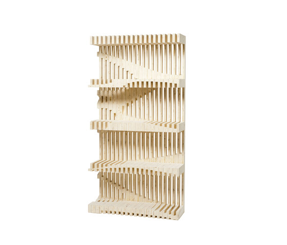 Rain Shelf di Marcel By | Sistemi scaffale