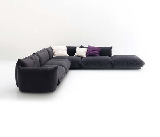 Marenco Sofa by ARFLEX | Modular seating systems
