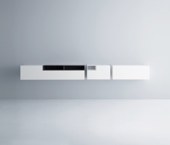 Inmotion wall system by MDF Italia | Sideboards
