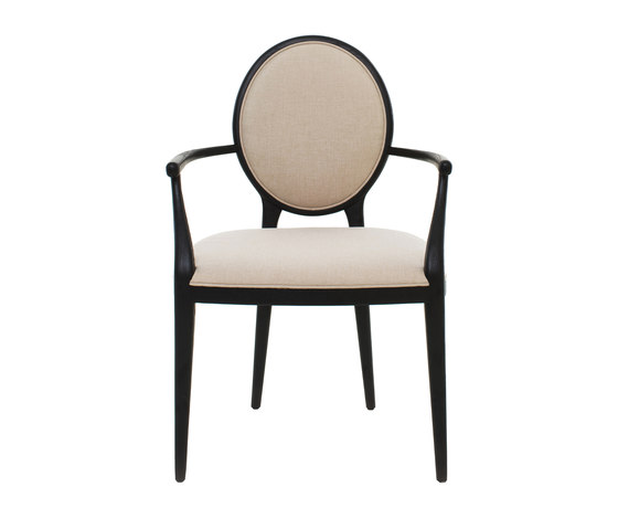 Laval Laval Arm Chair de Stellar Works | Chaises de restaurant