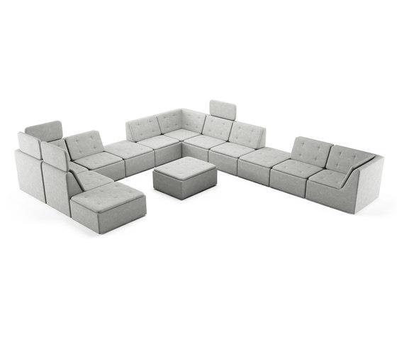 EFG Hippione by EFG | Lounge sofas