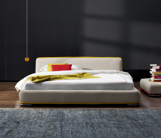 Amos by Bonaldo | Double beds