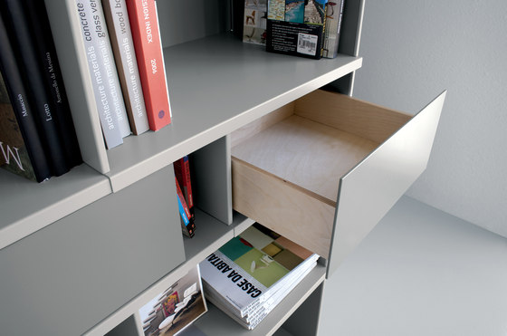From>To FT01 by Extendo | Office shelving systems