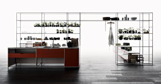 Meccanica Demode 1 by Valcucine | Fitted kitchens