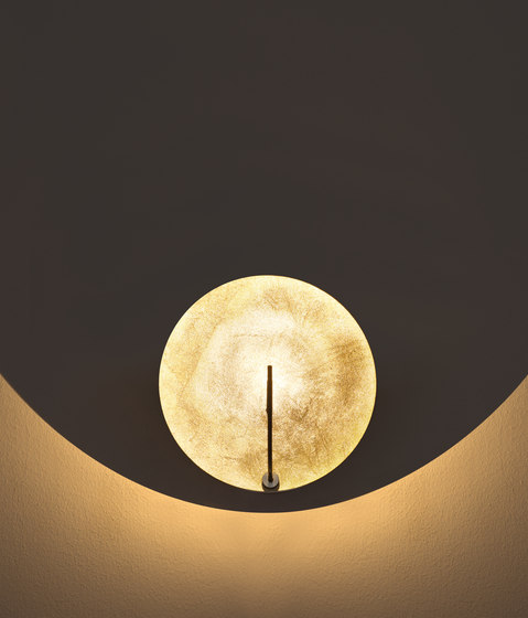 Luna parete 1 LED by Catellani & Smith | General lighting