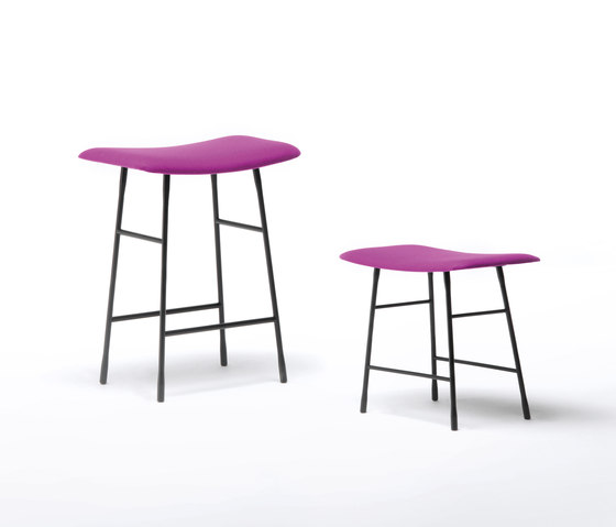 Hinge by Living Divani | Stools