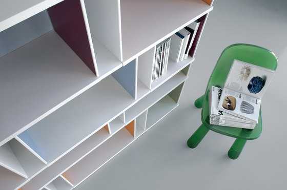 From>To FT06 by Extendo | Office shelving systems